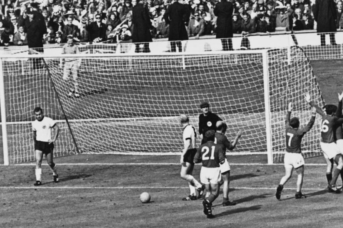 1. Alemania vs. Inglaterra Foto:Getty Images. Imagen Por: