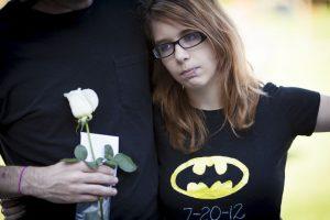 """El hombre atentó contra toda esta gente mientras veían la película """"The Dark Knight"""". Foto:Getty Images. Imagen Por:"""