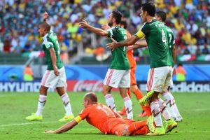 5. Holanda vs. México Foto:Getty Images. Imagen Por: