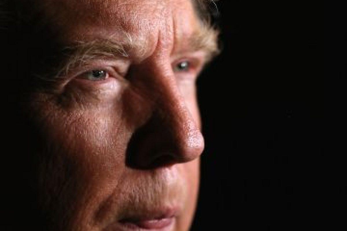Durante el fin de semana, Trump dijo que el también republicano John McCain no podía ser considerado un héroe de guerra. Foto:Getty Images. Imagen Por: