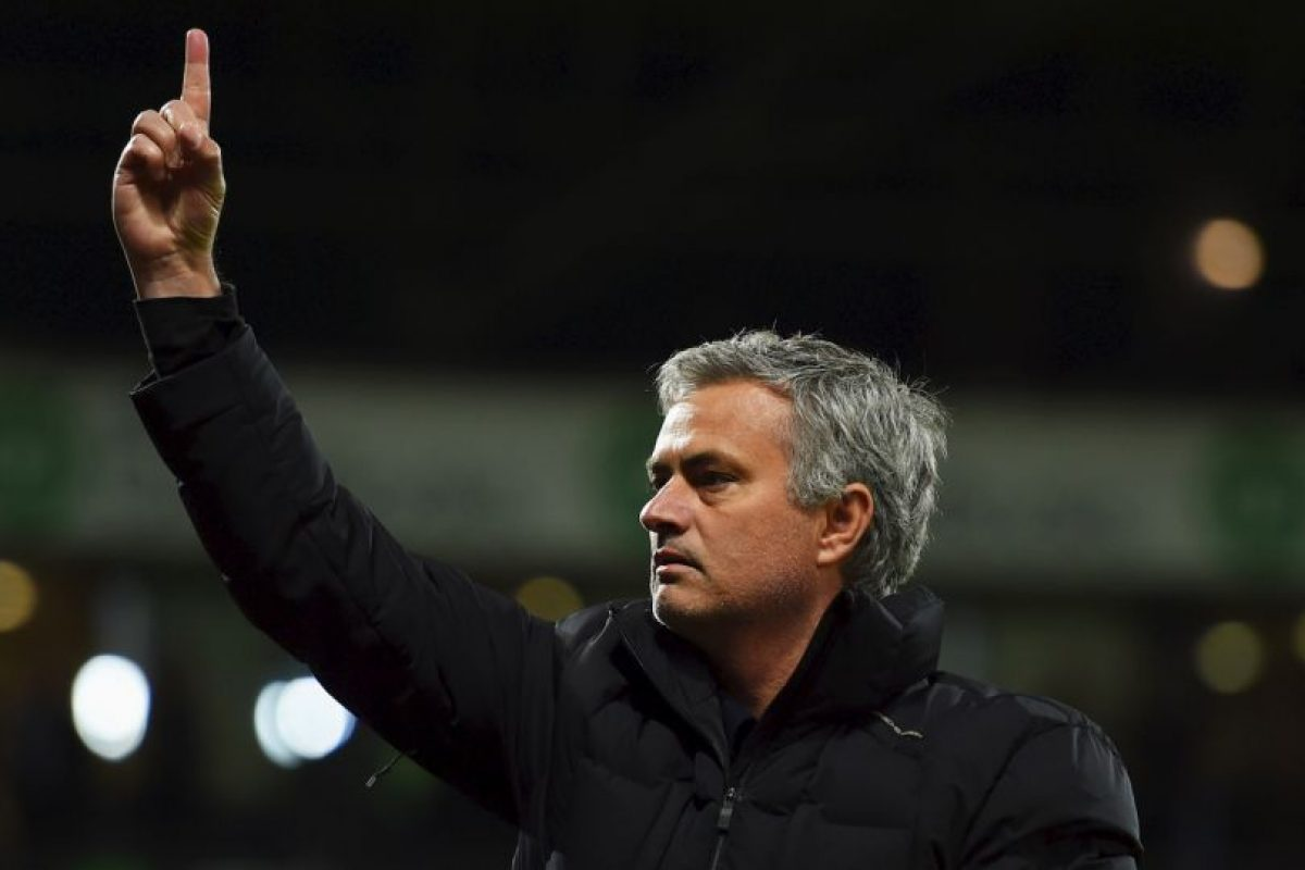 De ahí pasó al FC Porto donde se dio a conocer como entrenador al ganar la Champions League en 2004. Foto:Getty Images. Imagen Por: