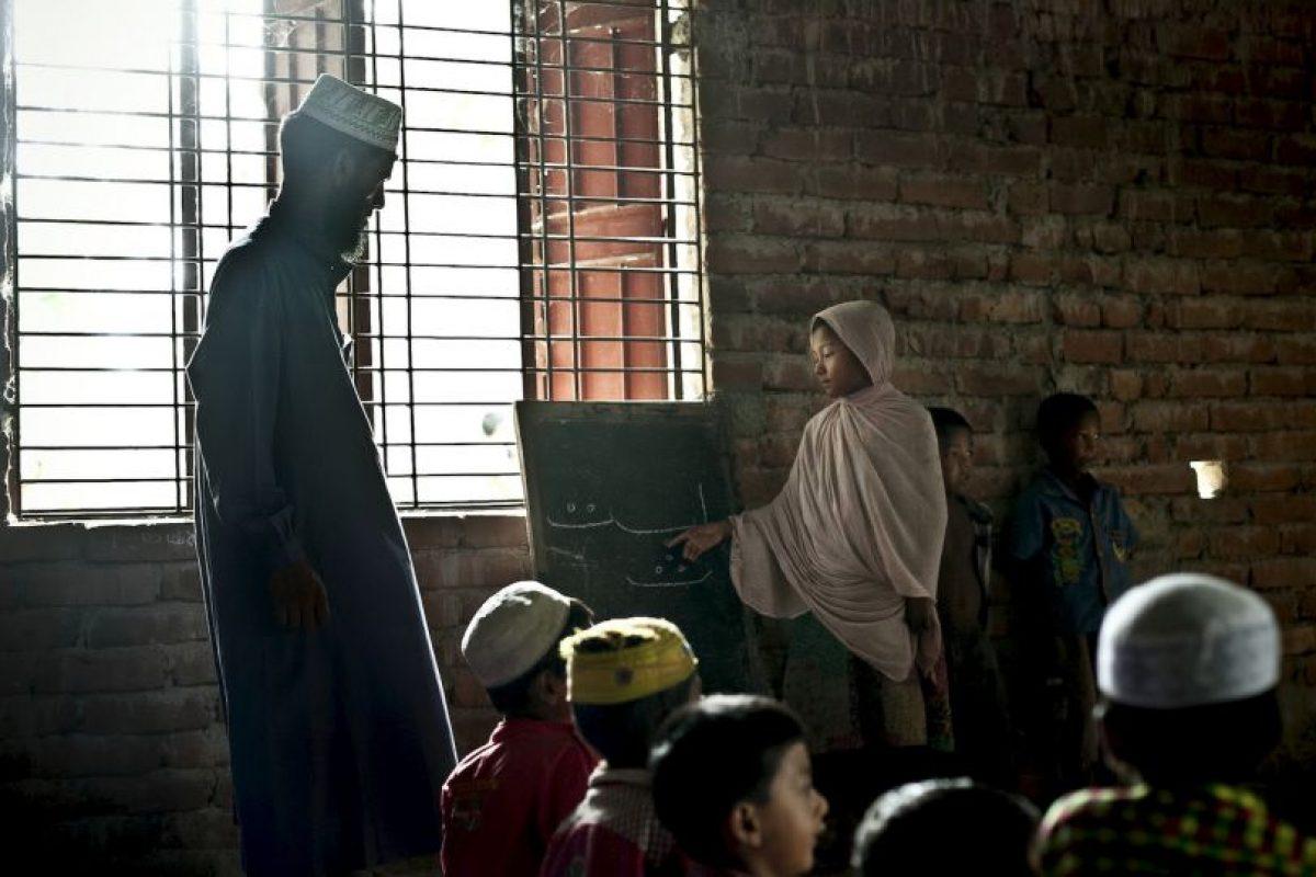 La cual fue evacuada antes de que llegaran las autoridades. Foto:Getty Images. Imagen Por: