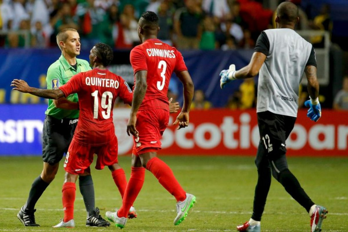 6. México vs. Panamá Foto:Getty Images. Imagen Por: