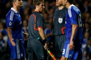 Semifinal de vuelta Champions League 2008-2009. Foto:Getty Images. Imagen Por:
