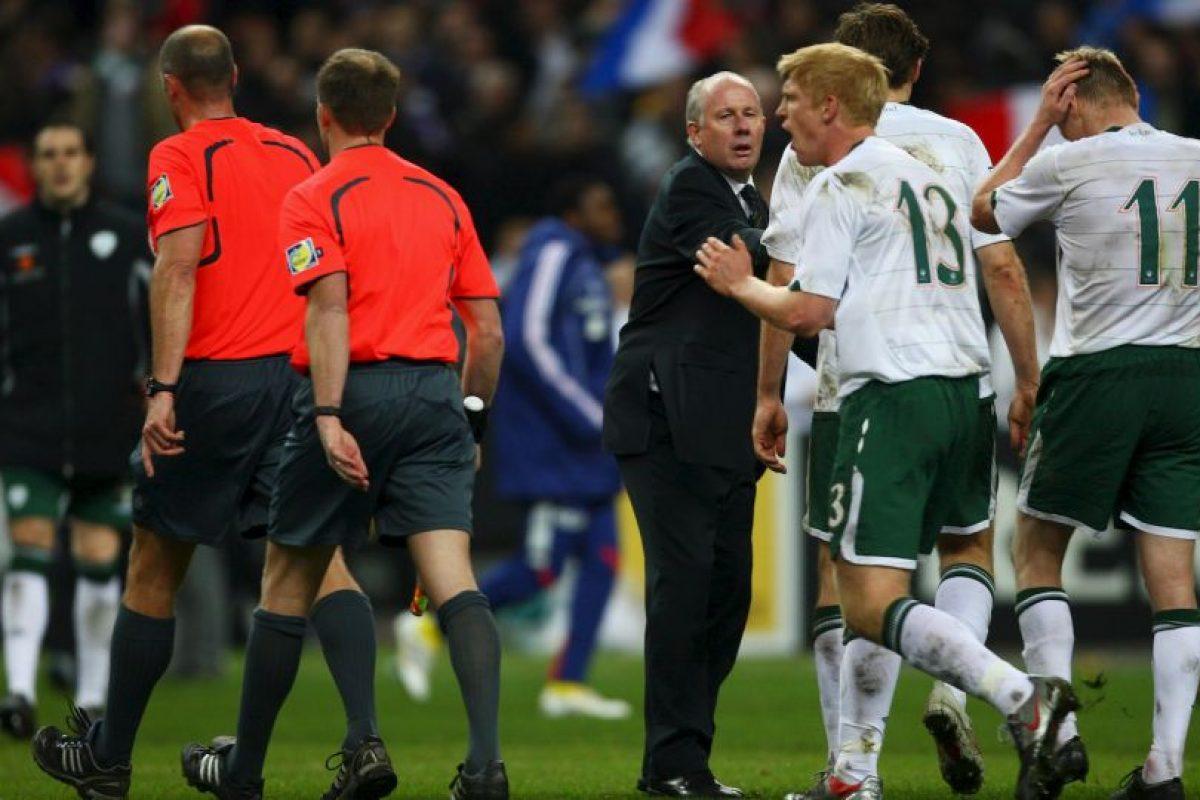 4. Francia vs. Irlanda Foto:Getty Images. Imagen Por: