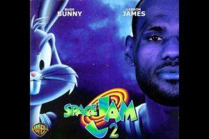 "LeBron James protagonizará ""Space Jam 2"". Foto:Vía twitter.com/RoadshowAU. Imagen Por:"