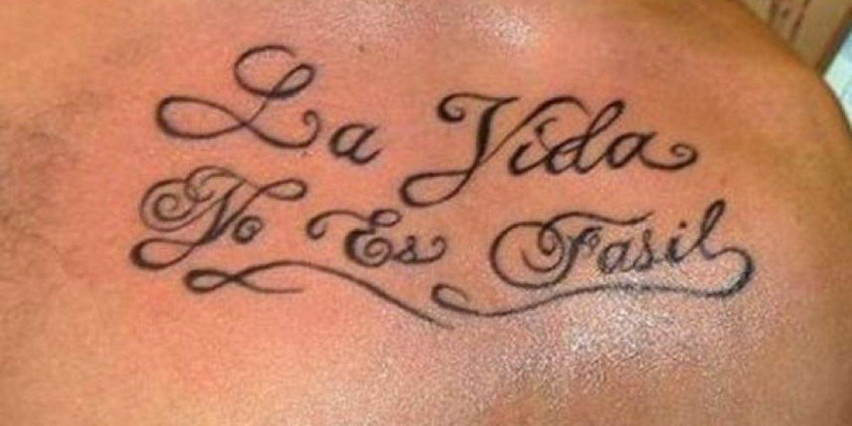 Inician campaña en Colombia para corregir errores ortográficos en tatuajes