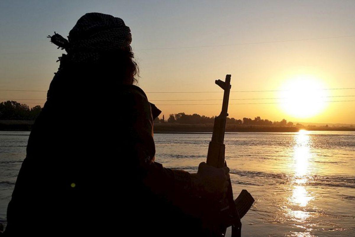 10. Se estima que el grupo terrorista recauda 730 millones de dólares al año, reseñó Bloomberg. Foto:AP. Imagen Por: