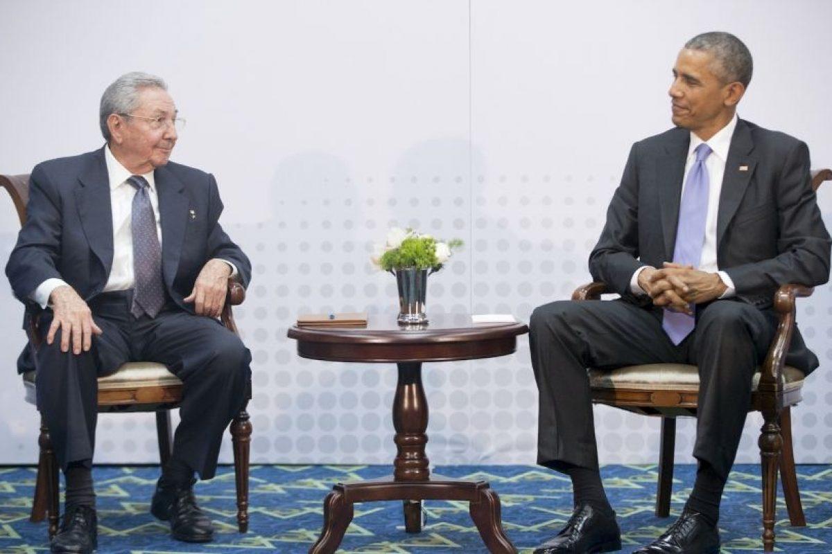 El 20 de julio se llevó a cabo la apertura de la Embajada de Cuba en Estados Unidos, hecho que oficializó el restablecimiento de las relaciones diplomáticas entre ambos países. Foto:AP. Imagen Por:
