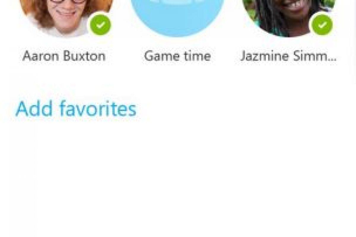 Foto:Skype/Microsoft. Imagen Por: