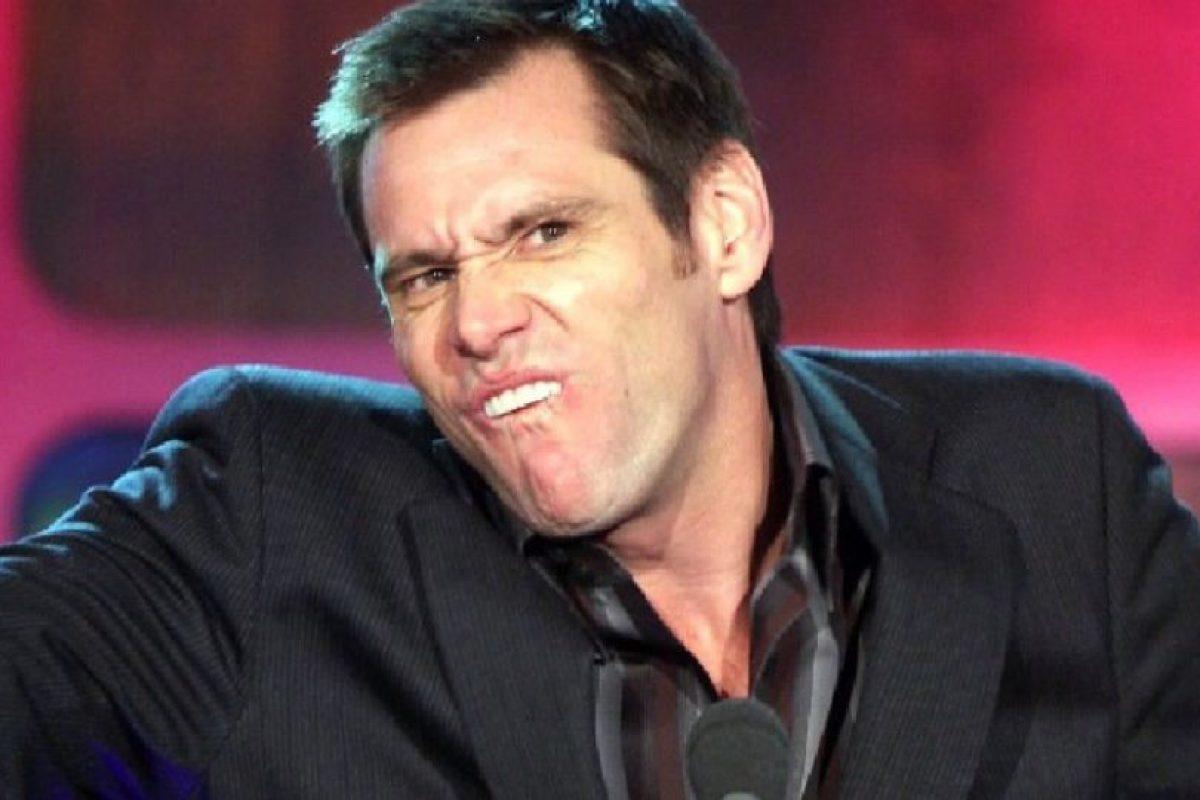 4. El comediante Jim Carrey Foto:Getty Images. Imagen Por: