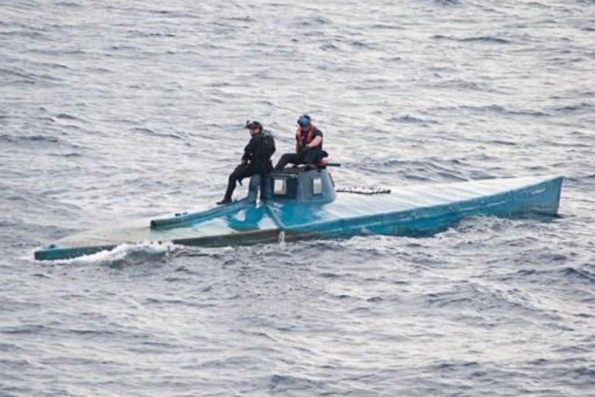 Ocho hombres abordo fueron detenidos. Foto:Vía cbp.gov. Imagen Por: