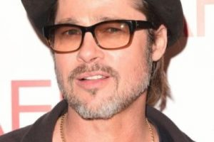 Brad Pitt. Foto:vía Getty Images. Imagen Por: