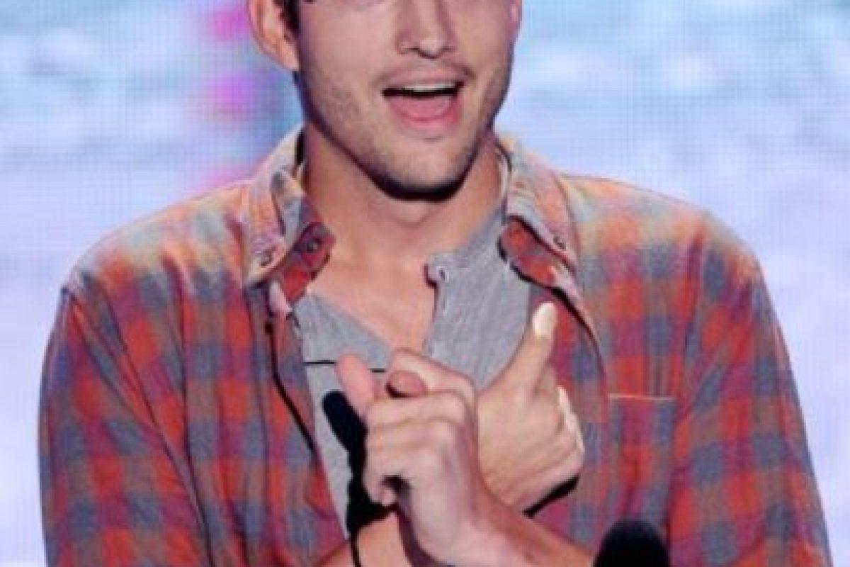Ashton Kutcher. Foto:vía Getty Images. Imagen Por: