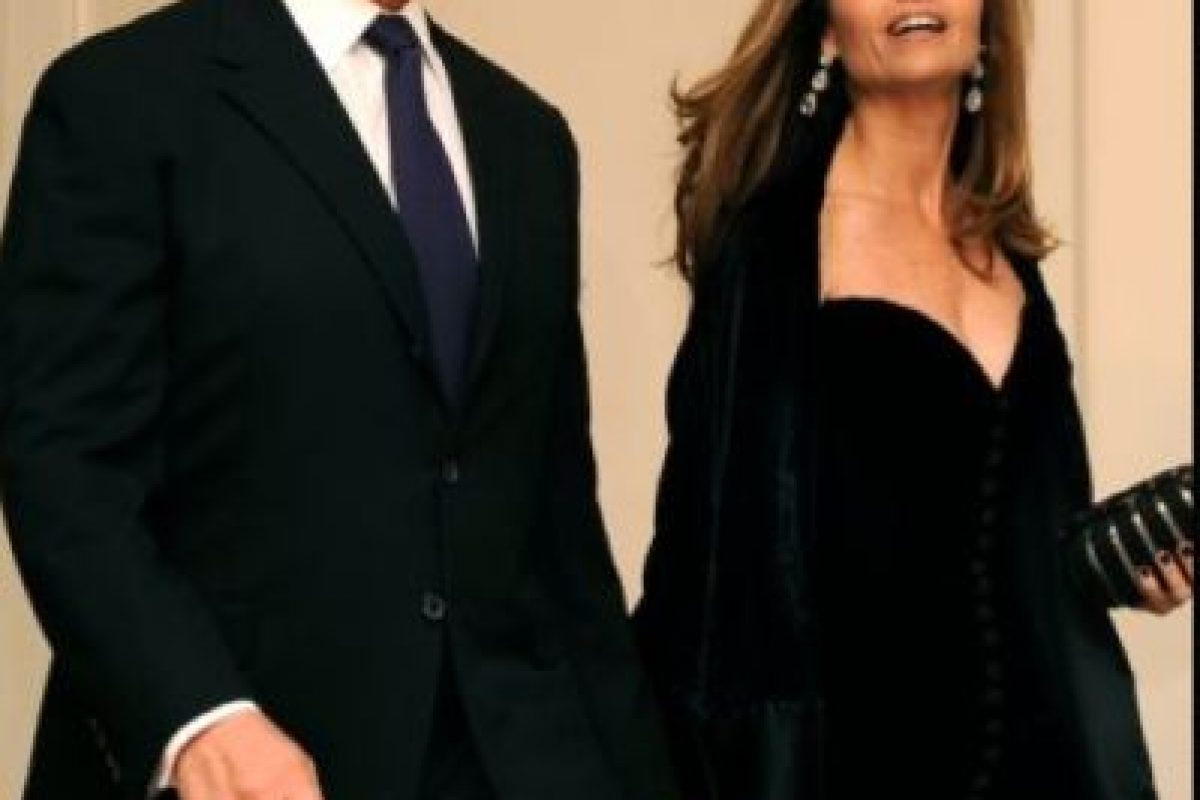 María Shriver lo notó cuando vio el gran parecido del niño con su entonces marido. Foto:vía Getty Images. Imagen Por: