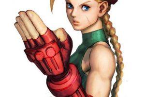 """""""Cammy White"""" es otro chica atractiva del juego de combates """"Street Fighter"""" Foto:Capcom. Imagen Por:"""