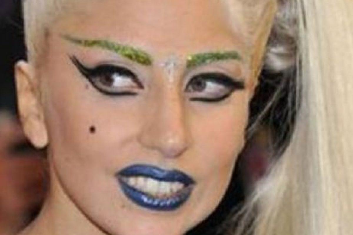 Lady Gaga viene de Amazonia. Foto:vía Getty Images. Imagen Por: