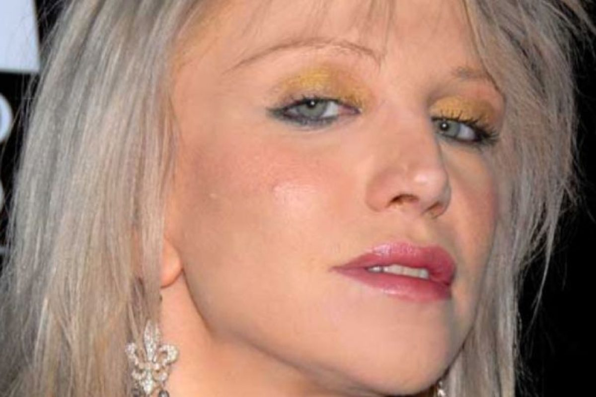 Courtney Love acaba de salir de la cárcel. Foto:vía Getty Images. Imagen Por: