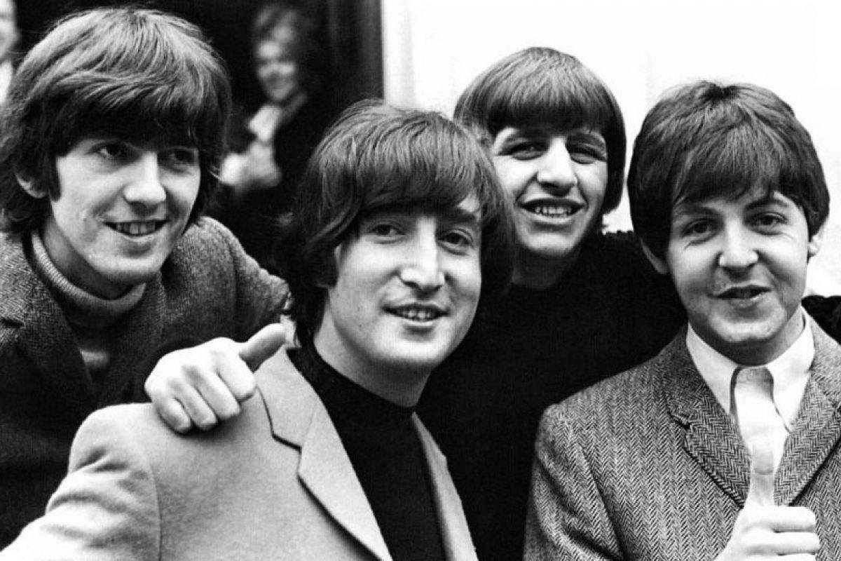 """The Beatles. El famoso cuarteto de Liverpool, una de las bandas más importantes del mundo, es también la más renuente a participar en servicios de """"streaming"""" Foto:Wikicommons. Imagen Por:"""