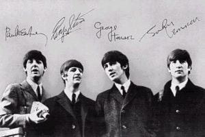 Ningún servicio de este tipo cuenta con la música de The Beatles Foto:Wikicommons. Imagen Por: