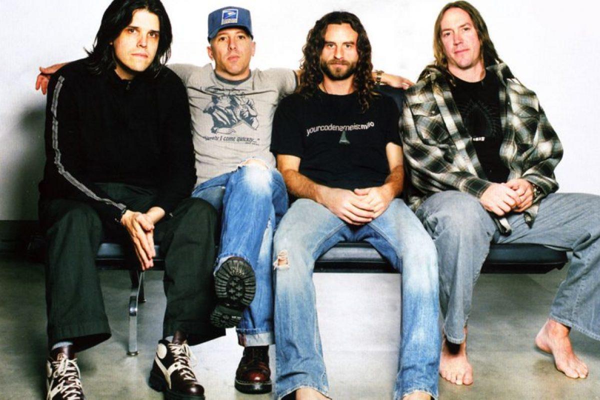 La banda estadounidense de metal progresivo surgida en 1990 en Los Ángeles, California, es considerada un ícono musical actual Foto:Wikicommons. Imagen Por: