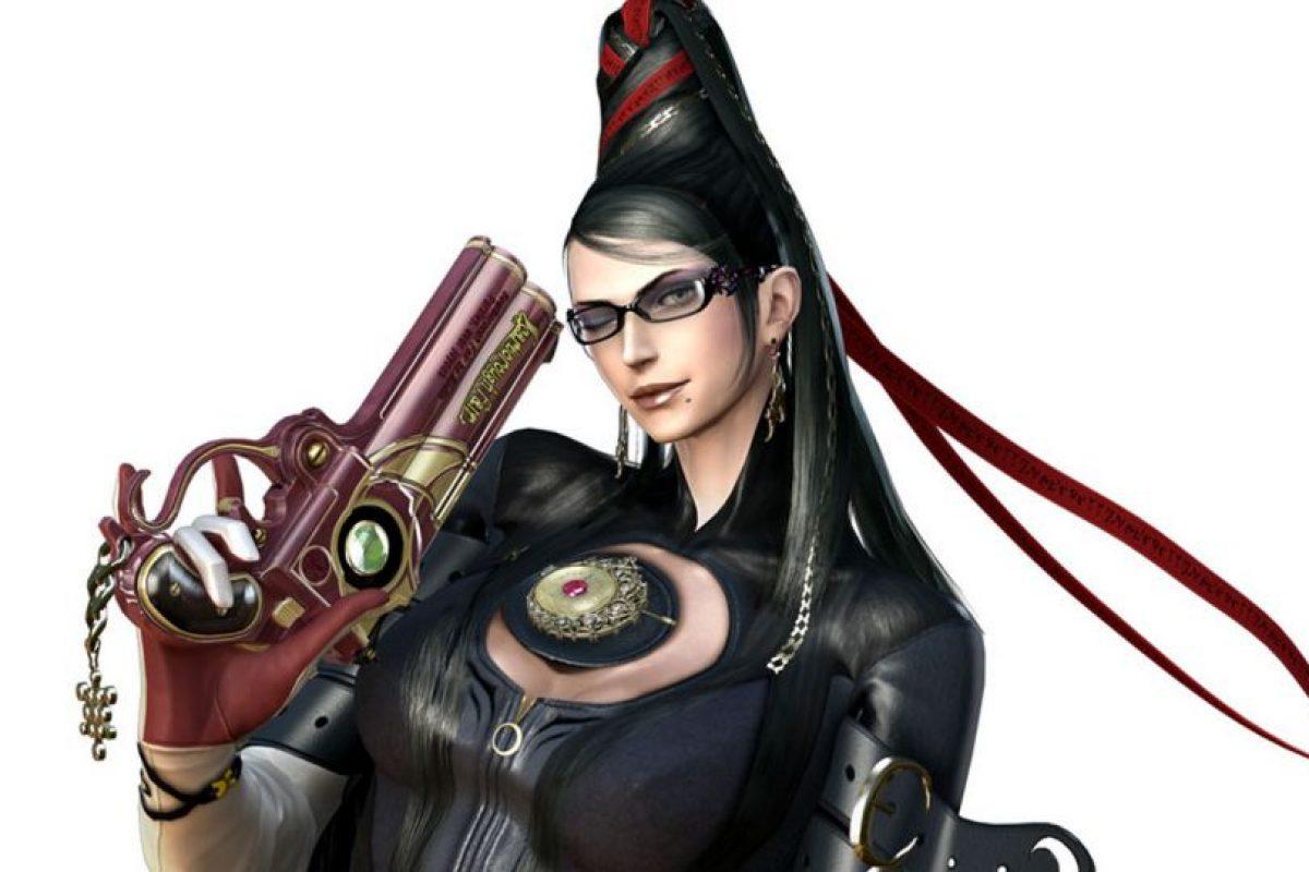 """La bruja """"Bayonetta"""" tiene su propio videojuego, en el que intenta descubrir su pasado mientras destruye ángeles malvado y demonios Foto:Platinum Games / Sega. Imagen Por:"""