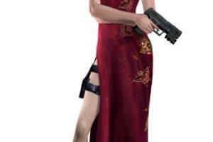 """Ada Wong"" es la ""femme fatal"" de ""Resident Evil"", el videojuego más popular de zombies Foto:Capcom / Shinji Mikami. Imagen Por:"
