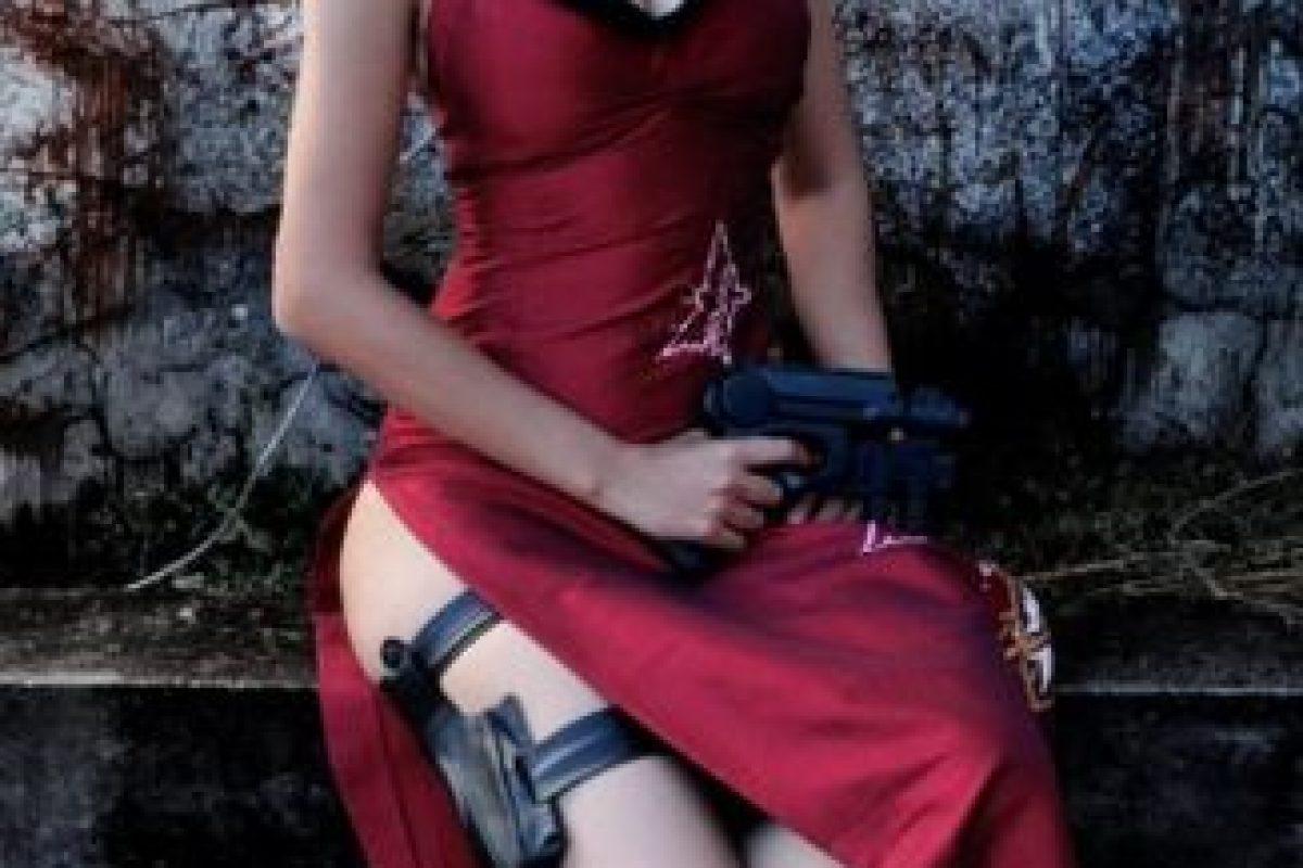 Es una misteriosa mujer estadounidense de rasgos orientales y formidable agente secreta. De acuerdo con la historia, tiene 37 años Foto:Wikia. Imagen Por: