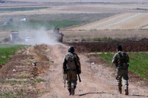 Los ataques se produjeron después de que Estados Unidos tuviera permitido atacar al ISIS desde una base aérea turca. Foto:AP. Imagen Por:
