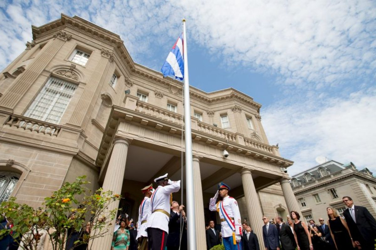 Según encuestas un gran número de estadounidenses apoya la normalización de relaciones con Cuba. Foto:AFP. Imagen Por: