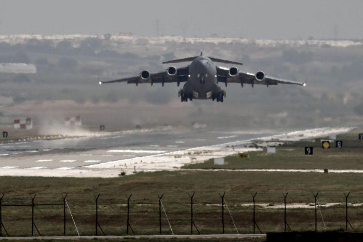 El Gobierno turco estalló cuatro bombas contra ISIS. Foto:AP. Imagen Por: