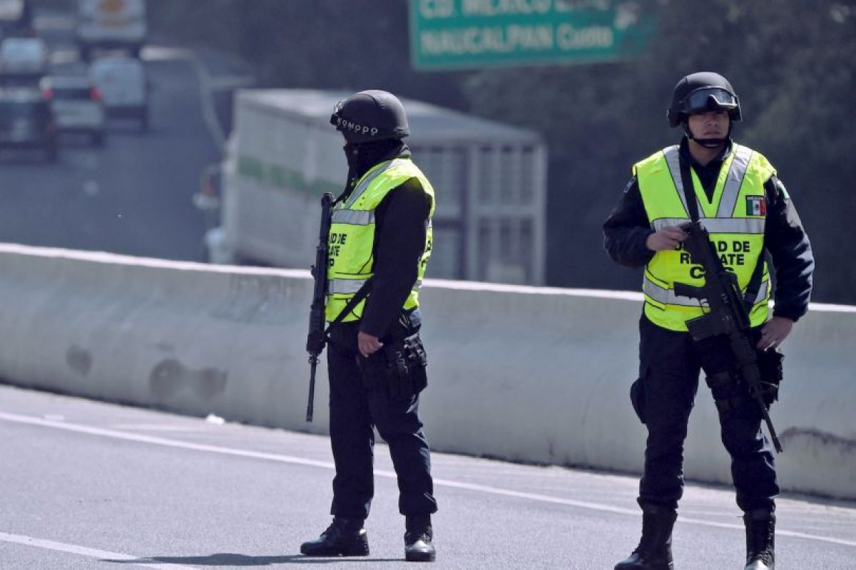 2. Tuvo tiempo suficiente para escapar Foto:AFP. Imagen Por: