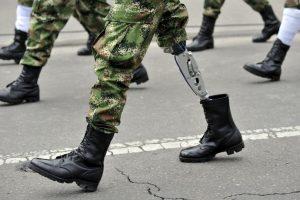 Parada de la independencia en Colombia. Foto:AFP. Imagen Por: