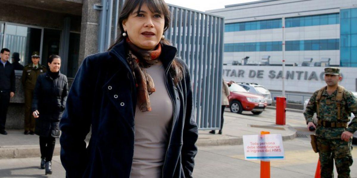Gobierno anuncia aumento de penas por agresiones a Carabineros