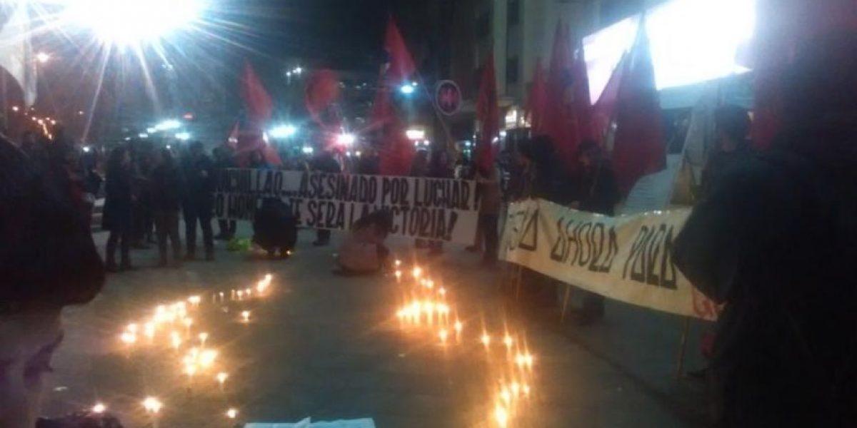 Realizan velatón por trabajador fallecido en El Salvador