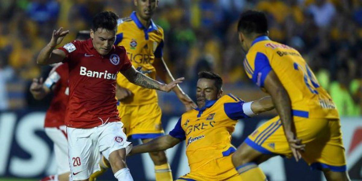 En Internacional admiten la posibilidad de perder a Charles Aránguiz