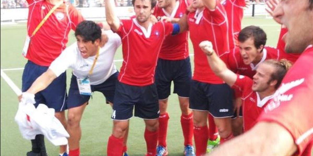 El balonmano y el hockey césped le dieron nuevas medallas de bronce a Chile