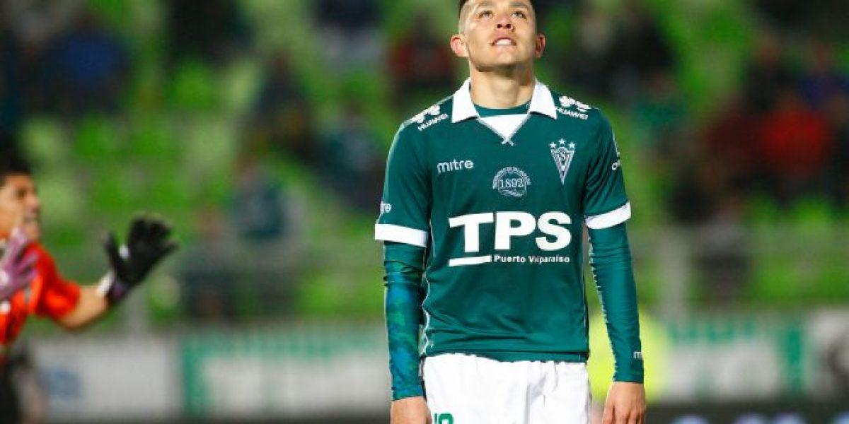 Santiago Wanderers cedió un agónico empate ante San Marcos de Arica