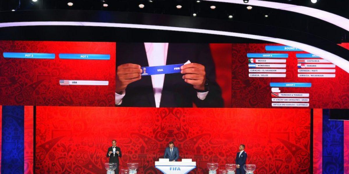 Así será el camino de las selecciones de Conmebol rumbo a Rusia 2018
