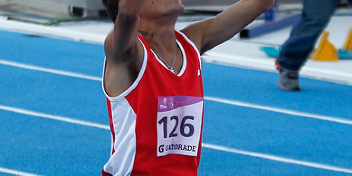 Aravena sumó medalla de bronce para Chile con emocionante final en los 5000 metros