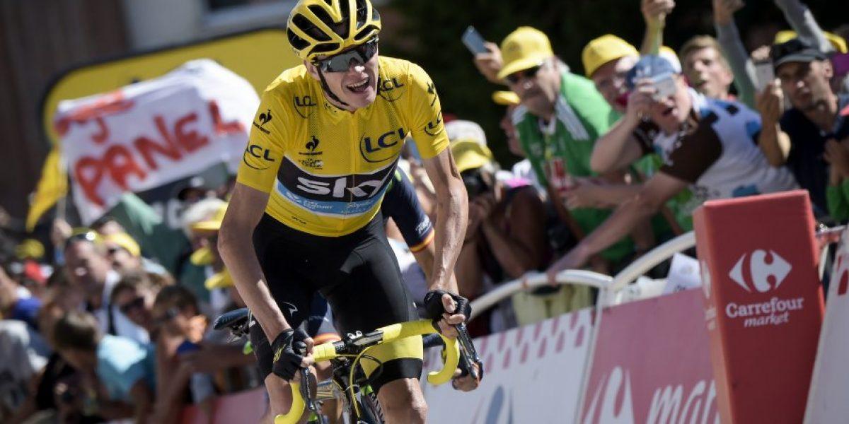 Froome asegura el Tour pese a demoledor ataque de Quintana en Alpe D
