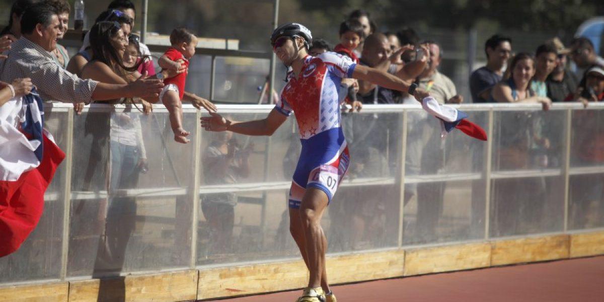 Leonardo Farkas sale en ayuda del aproblemado medallista Emanuelle Silva