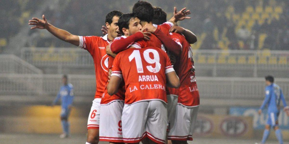 Unión La Calera comenzó el Apertura con importante triunfo ante O