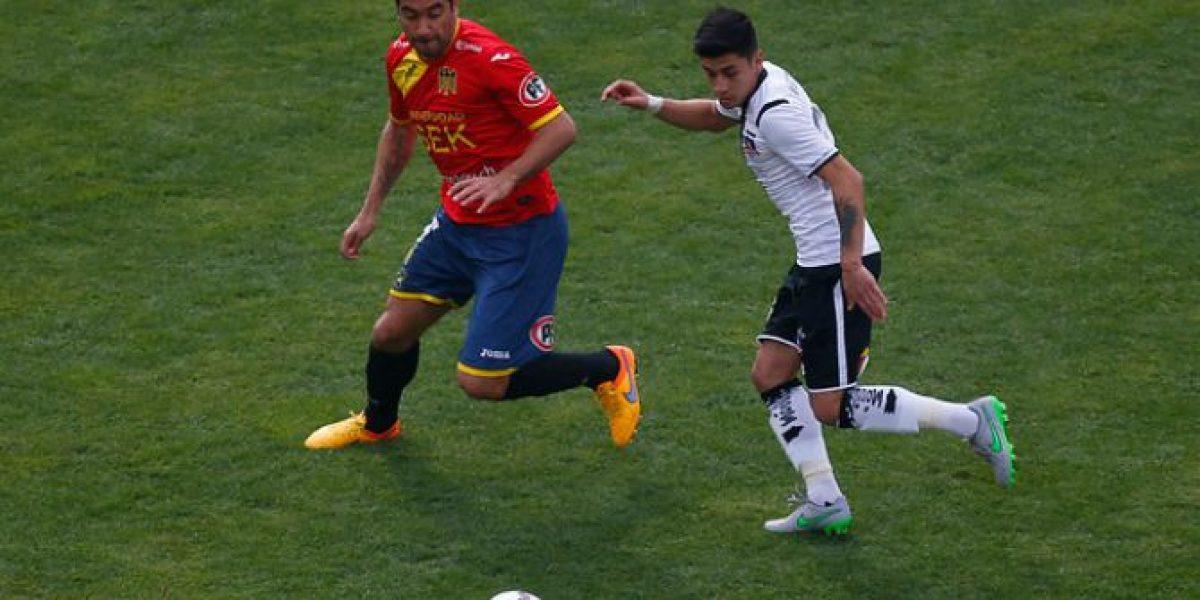 En Directo: U. Española - Colo Colo