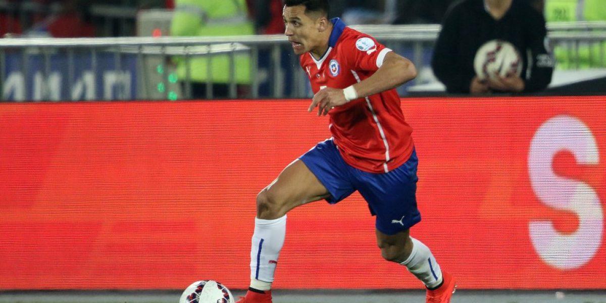 Chile comenzará las clasificatorias rumbo a Rusia 2018 ante Brasil