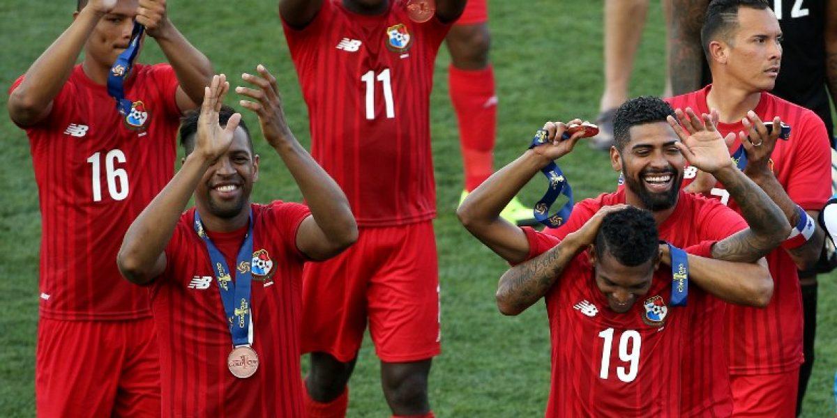 Panamá tuvo su premio de consuelo y quedó tercero en la Copa de Oro