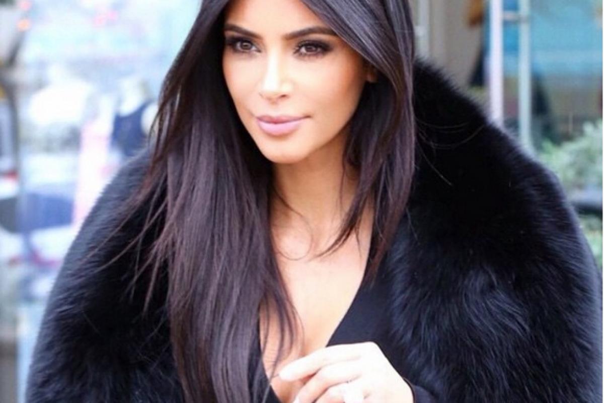 . Imagen Por: Vía Instagram.com/kimkardashian