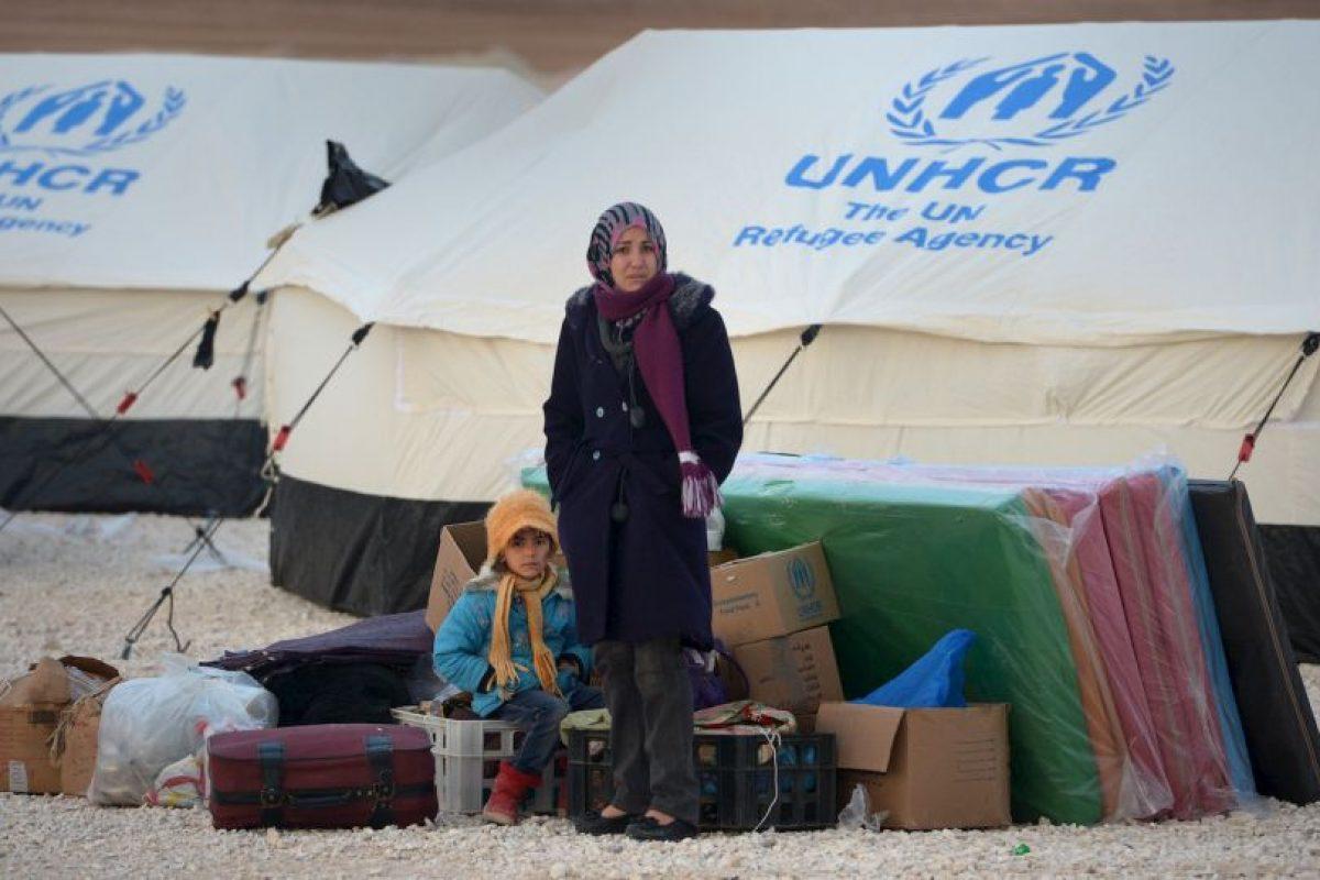 De los 4.27 millones de refugiados un millón 805 mil 255 está en Turquía. Foto:Getty Images. Imagen Por: