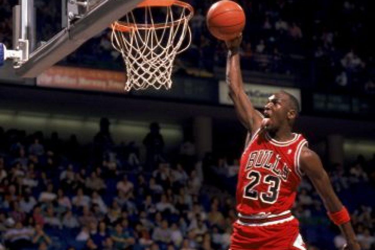 11. Michael Jordan (Baloncesto) Foto:Getty Images. Imagen Por: