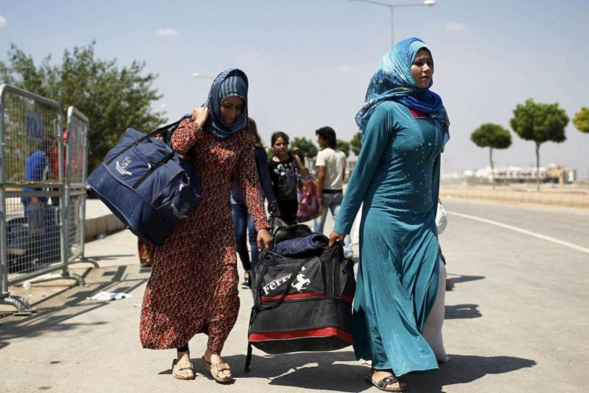 António Guterres, el Alto Comisionado de ACNUR, declaró que es el mayor conjunto de refugiados relacionados a un solo conflicto. Foto:Getty Images. Imagen Por: